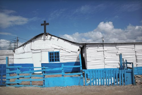 Untitled [Church], from the series Langa Today