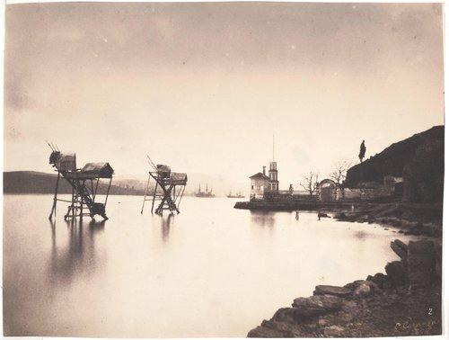 Untitled [Harbor scene, Turkey]