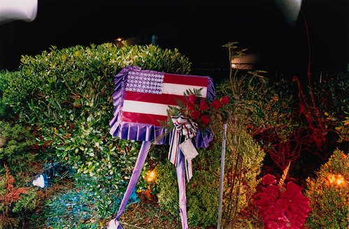 Untitled, Memphis, Tennessee, from the portfolio William Eggleston's Graceland