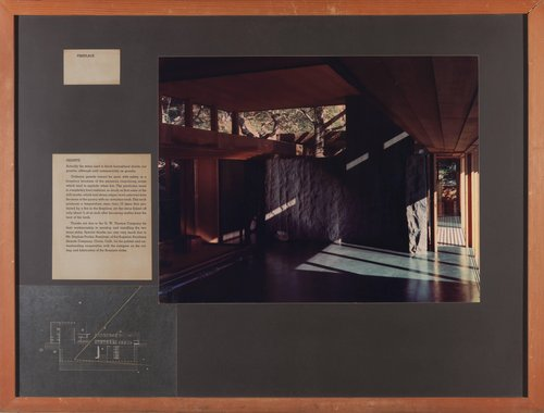 House for Fred and Eve Ludekens, Belvedere, California [65]