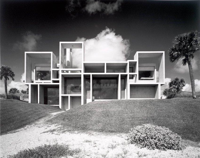 image of 'Paul Rudolph, Milam Residence, Ponte Vedra Beach, Florida, 1962'