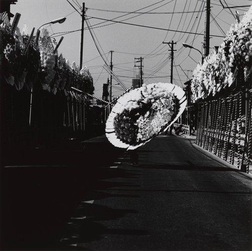 Yanaka, Taito-ku, Tokyo, from the series The Memory of Man (Ningen no Kioku)
