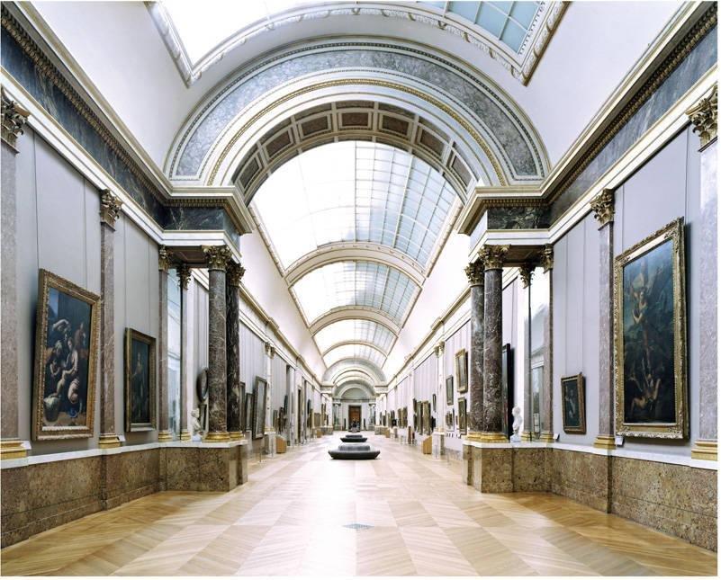 image of Musée du Louvre Paris VII