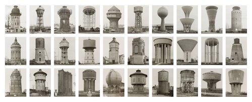 Wassertürme, Deutschland, Vereinigte Staaten, Frankreich, Belgien, Luxemburg (Water Towers, Germany, United States, France, Belgium, Luxembourg)