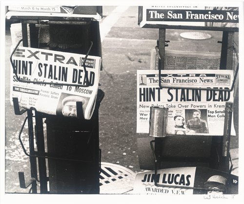 Stalin Headline