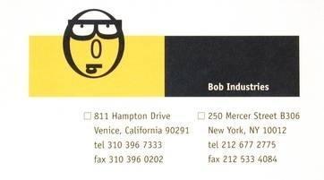 Bob Identity Program