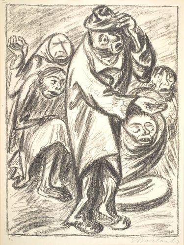 Der Bettler (The Beggar)