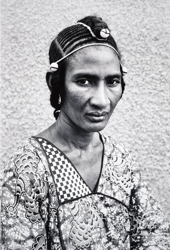 image of 'Flakun (Fulani Hairstyle), from the series Les Tresses du Mali (Hairstyles of Mali)'