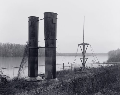 Remains of the Riverboat Sprague, Mississippi