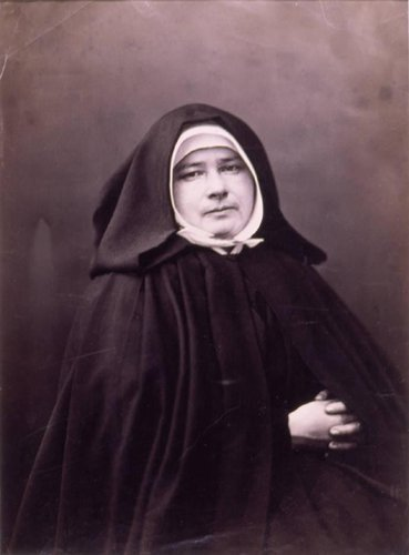 Portrait de Mère Marie Jamet, Supérieure de l'Ordre des Petites Soeurs des Pauvres (Portrait of Mother Marie Jamet, Superior of the Order of the Little Sisters of the Poor)