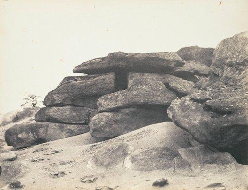 Sables de Macherin (Blocks of Sandstone)