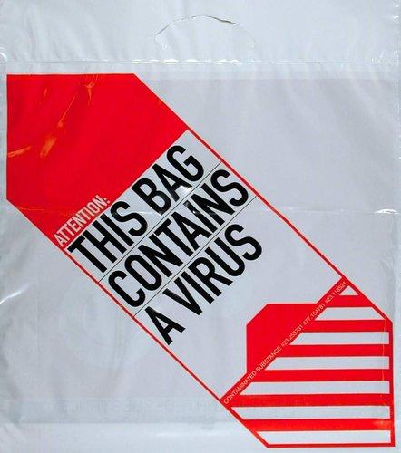 Bezet Bag (Virus/This Bag Contains A Virus)