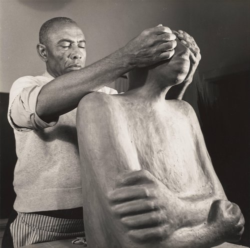 Blind Sculptor