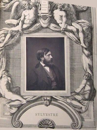 image of 'Joseph-Noël Sylvestre from the publication Galerie Contemporaine'