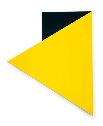 Yellow Relief with Black