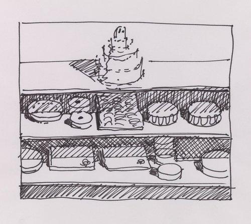 Untitled (Bakery Case)