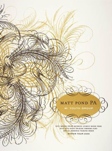Matt Pond PA Winter Tour 2006