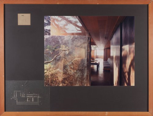 House for Fred and Eve Ludekens, Belvedere, California [50]