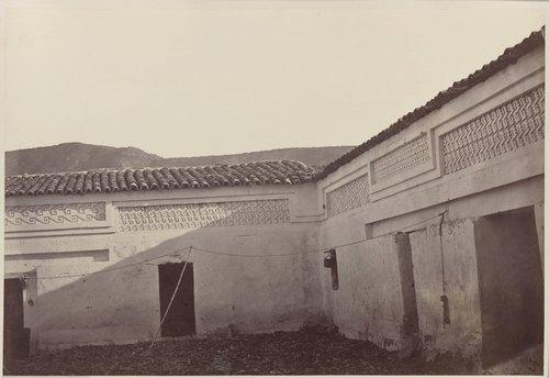 Maison du Curé—Mitla, Oaxaca (Priest's House—Mitla, Oaxaca)