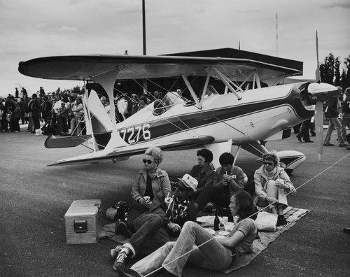 Livermore Air Show, from the portfolio Leisure