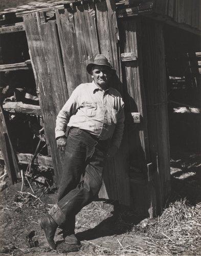 Souza, Early Settler, Garapatos Canyon, Big Sur