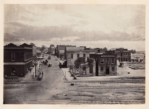 City of Atlanta, Georgia, No. 2, from Photographic Views of Sherman's Campaign