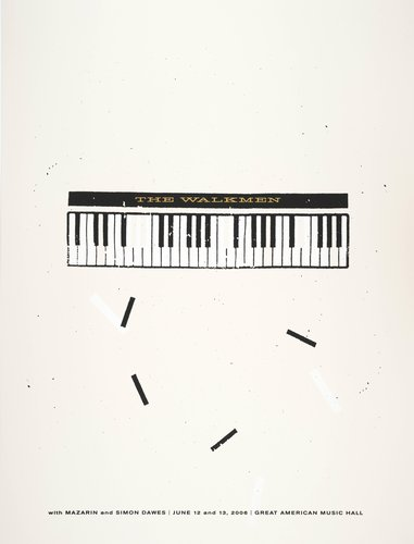 The Walkmen (Keys)