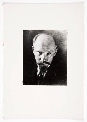 Hermann Graf Keyserling album, page 1