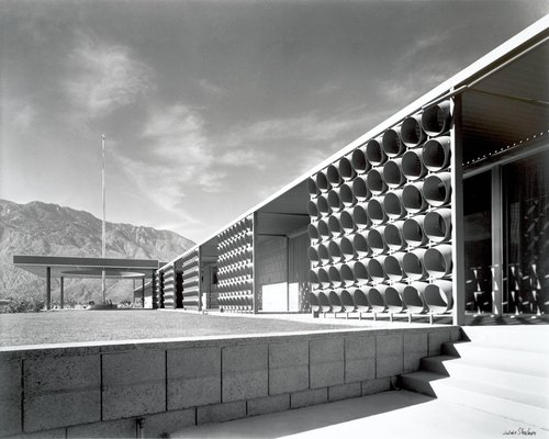 Palm Springs City Hall, Albert Frey, 1952
