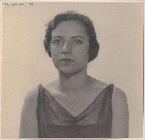 Portrait of Ernestine Raas (Variant)