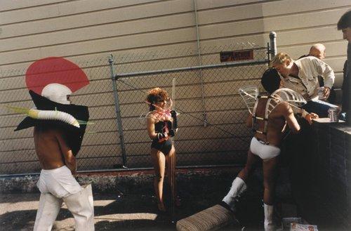 Mars Alley, San Francisco