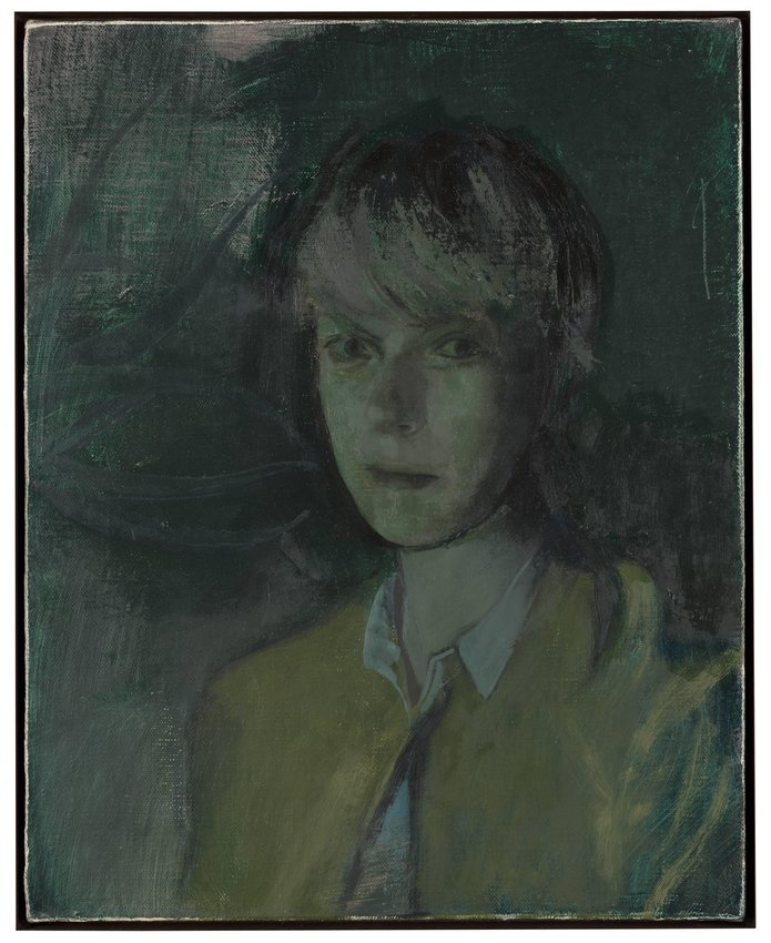 image of Untitled (portrait of S.D.)