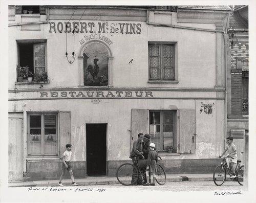 Town of Dordan, France