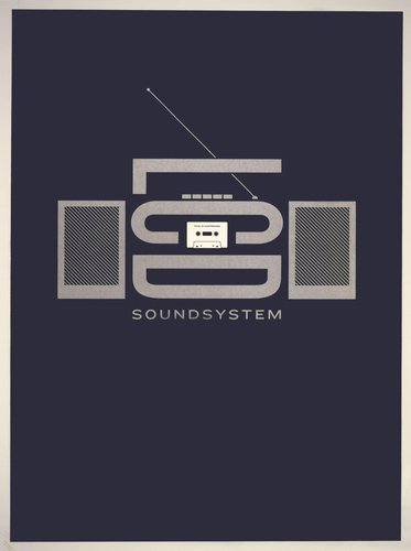 Poster for LCD Soundsystem