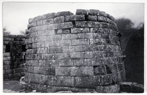 Torre de Machu Picchu