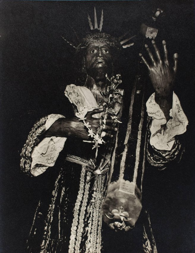 image of 'Black Christ'