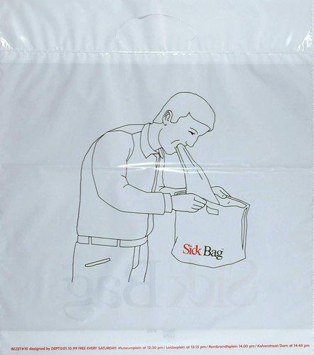 Bezet Bag (Sick Bag/Sick Bag)