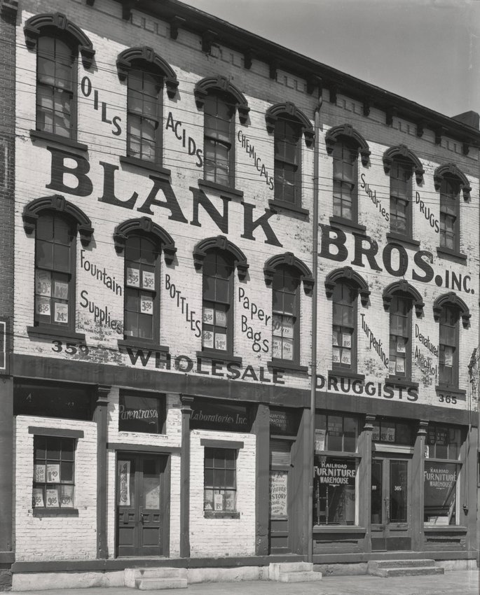 image of 'Blank Bros. Inc., New York City, 1934'
