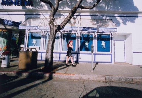 San Francisco, California, Divisadero Street, from the portfolio Analog Days
