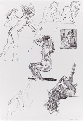 Italy (Figure Studies)