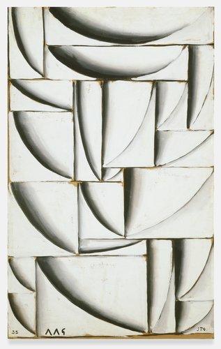 Pintura constructivista No. 8 (Constructivist Painting No. 8)