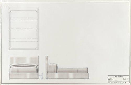 Furniture designs for Paul Hatlestad