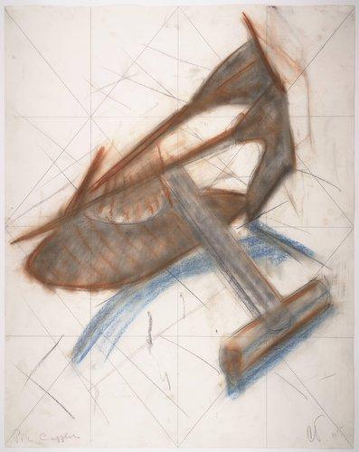 Picasso Cufflink