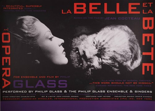 Philip Glass: La Belle et la Bete