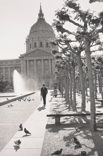 Civic Center Plaza, San Francisco, California