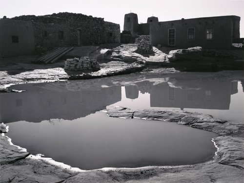 Pool, Acoma Pueblo, New Mexico