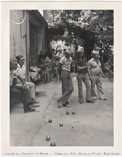 Champions of Boule, Saint-Restitut, France