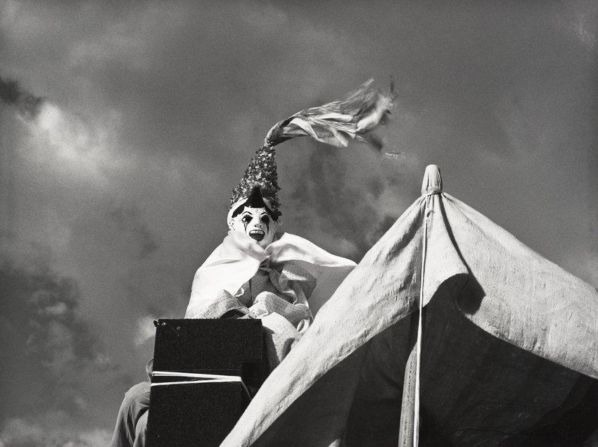 image of 'Payaso de Tlaxcala (Tlaxcala Clown)'