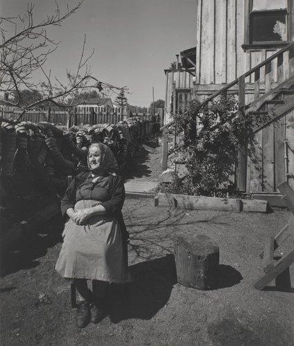 Fisherman's Wife, Monterey