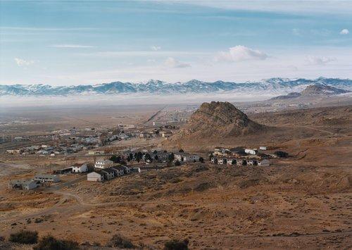 Untitled (Houses), Wendover, Utah
